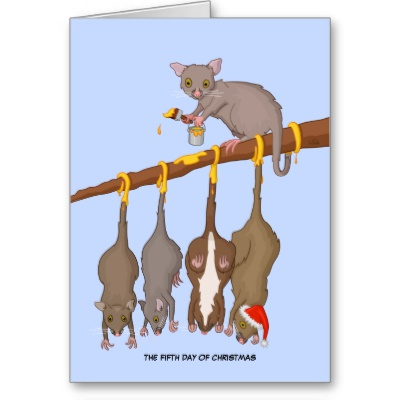 inspired ambitions best animal christmas cards - Animal Christmas Cards