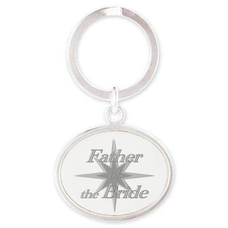 Father of the Bride keychain