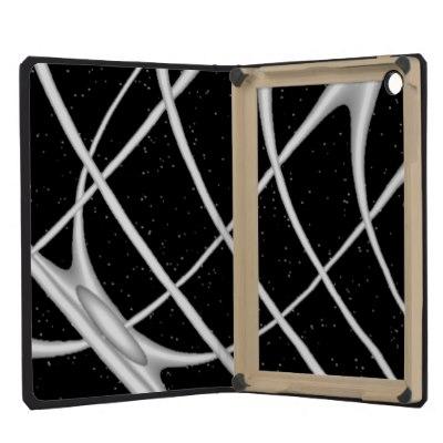 Galaxy Space Fractal iPad Mini Case