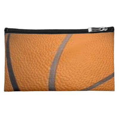 Just a Ball Basketball Sport Cosmetic Bag