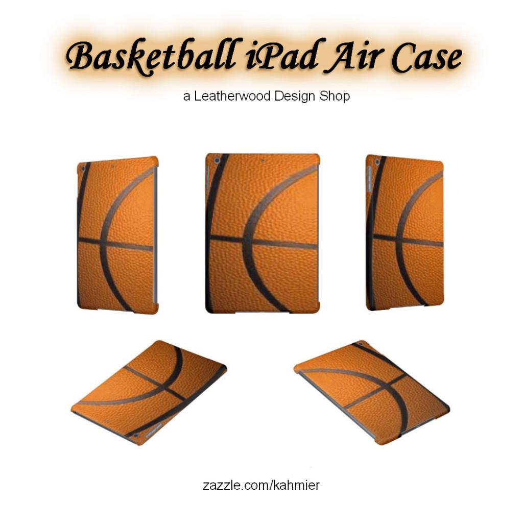 basketball ipad air case