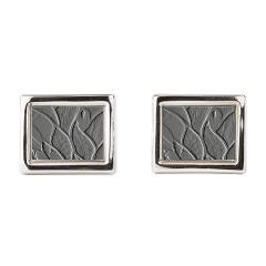 rectangle cufflinks