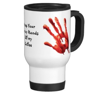 Funny Coffee Travel Mug