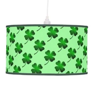 Green Clover Lamp