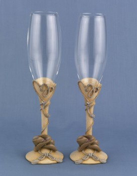 champaigne flutes
