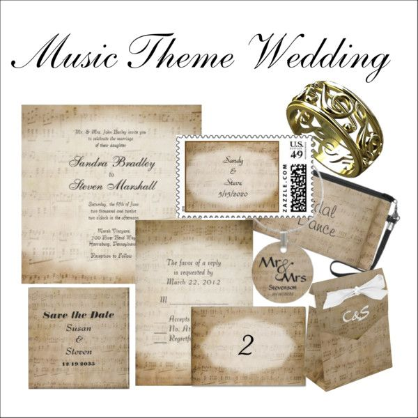 music wedding