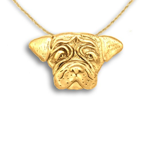 gold bull mastif