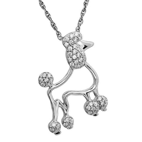 diamond poodle