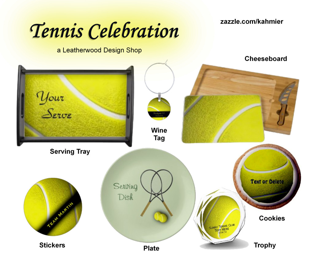 tennis celebration