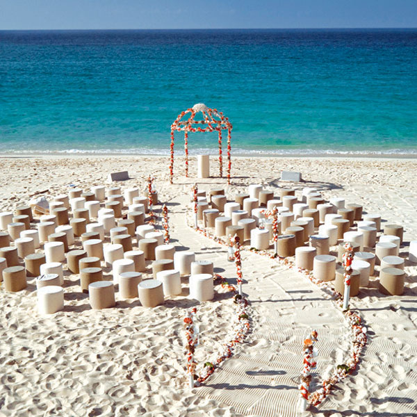 Beach Theme Wedding | Home