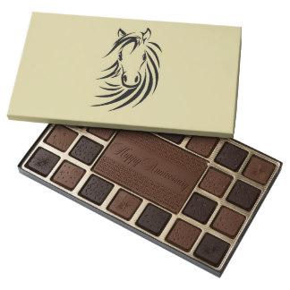 Horse Design Chocolates