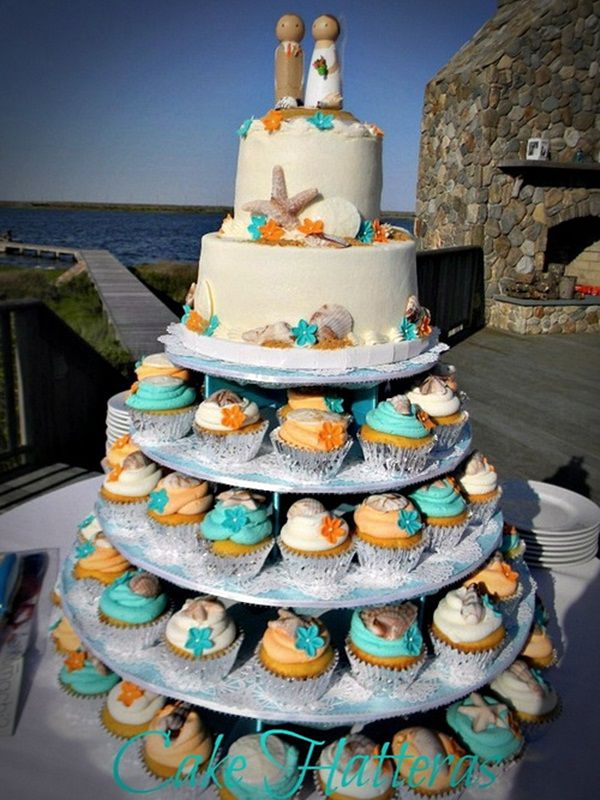 Beach Theme Wedding Cake Pages 3 Home