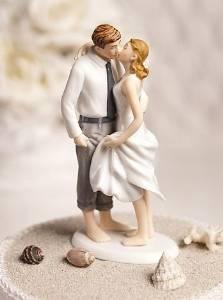 Beach wedding topper 2