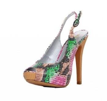 tiffany look heels