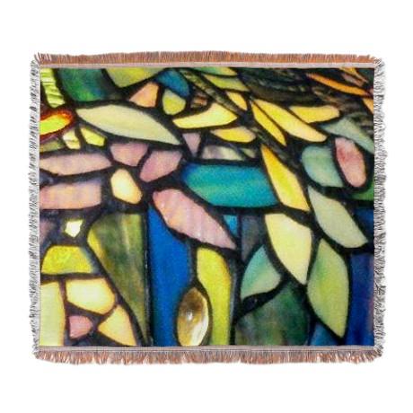 Tiffany Design Blanket