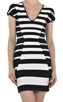 unique black and white dress 3