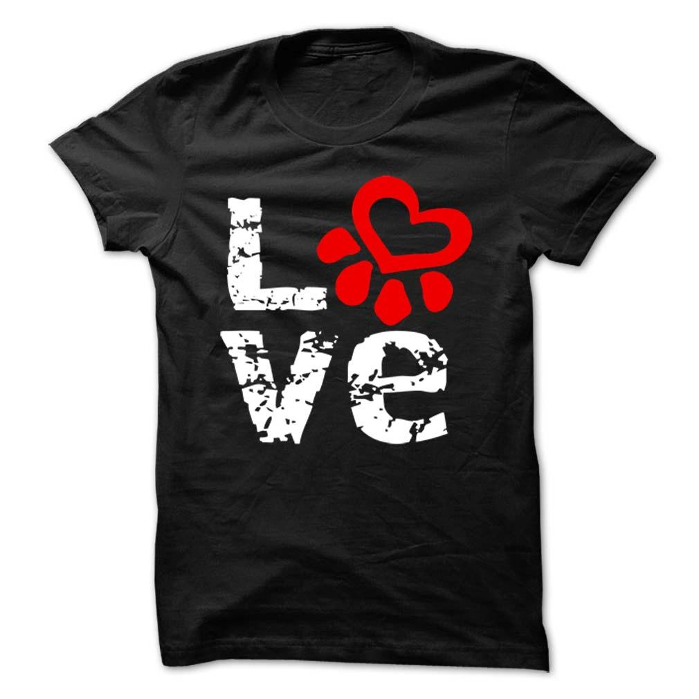 Love Paw T Shirt