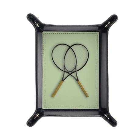 Tennis Sport Design Travel Valet