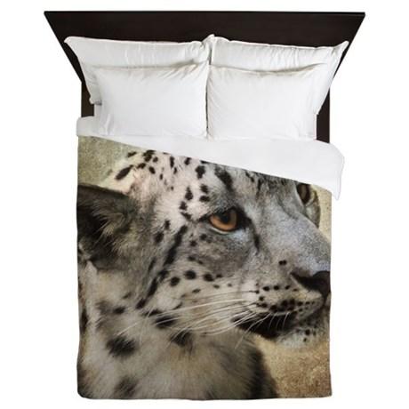 snow_leopard_queen_duvet