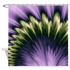 Violet Passion Shower Curtain