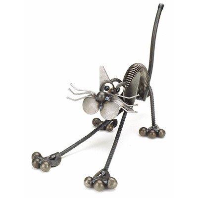 unique funny cat statue