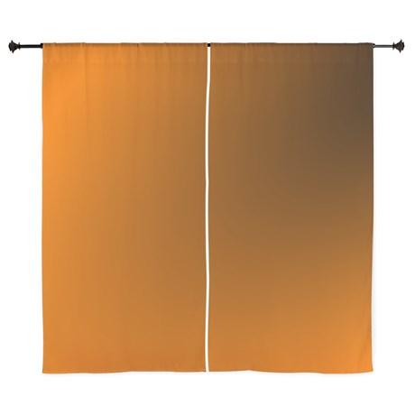 orange_and_black_curtains