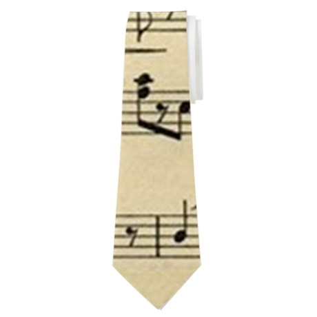 sheet music Neck Tie by Admin_CP11861778