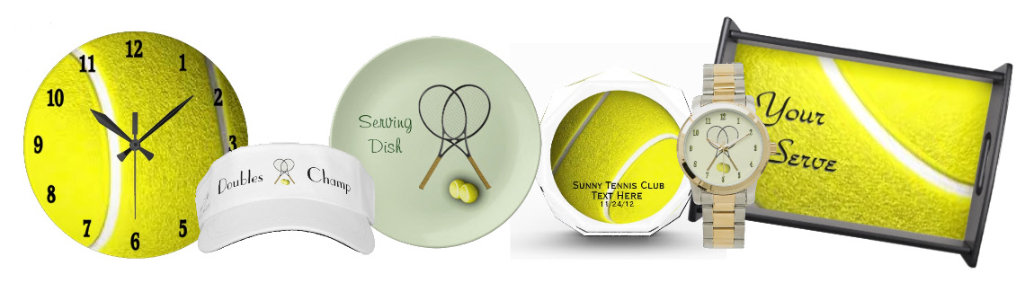 tennis collection banner