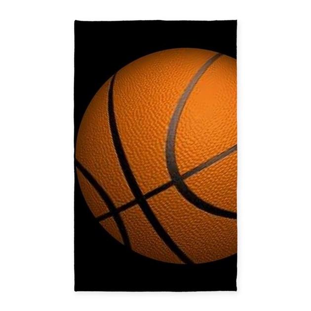 Large Basketball Area Rug: Leatherwood Bedroom Shop