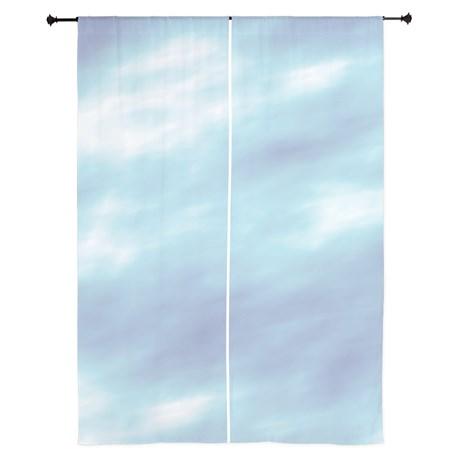Stormy Skies Curtains