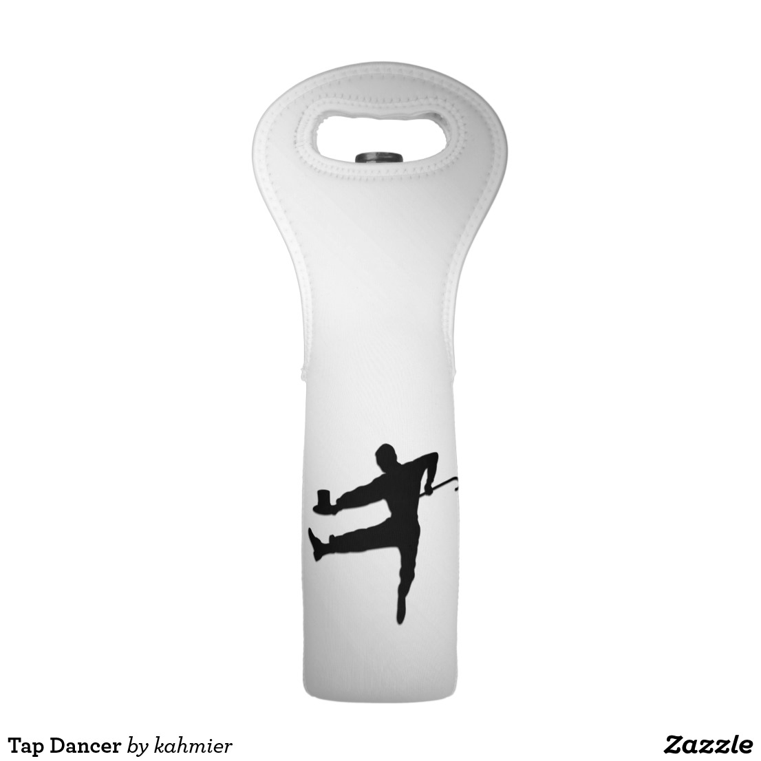 Tap Dancer Wine Bag