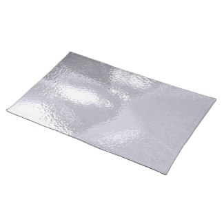 Silver Ripple Placemat