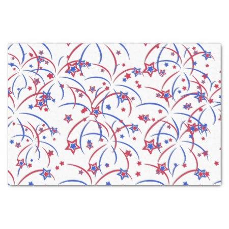 Fireworks Tissue Paper