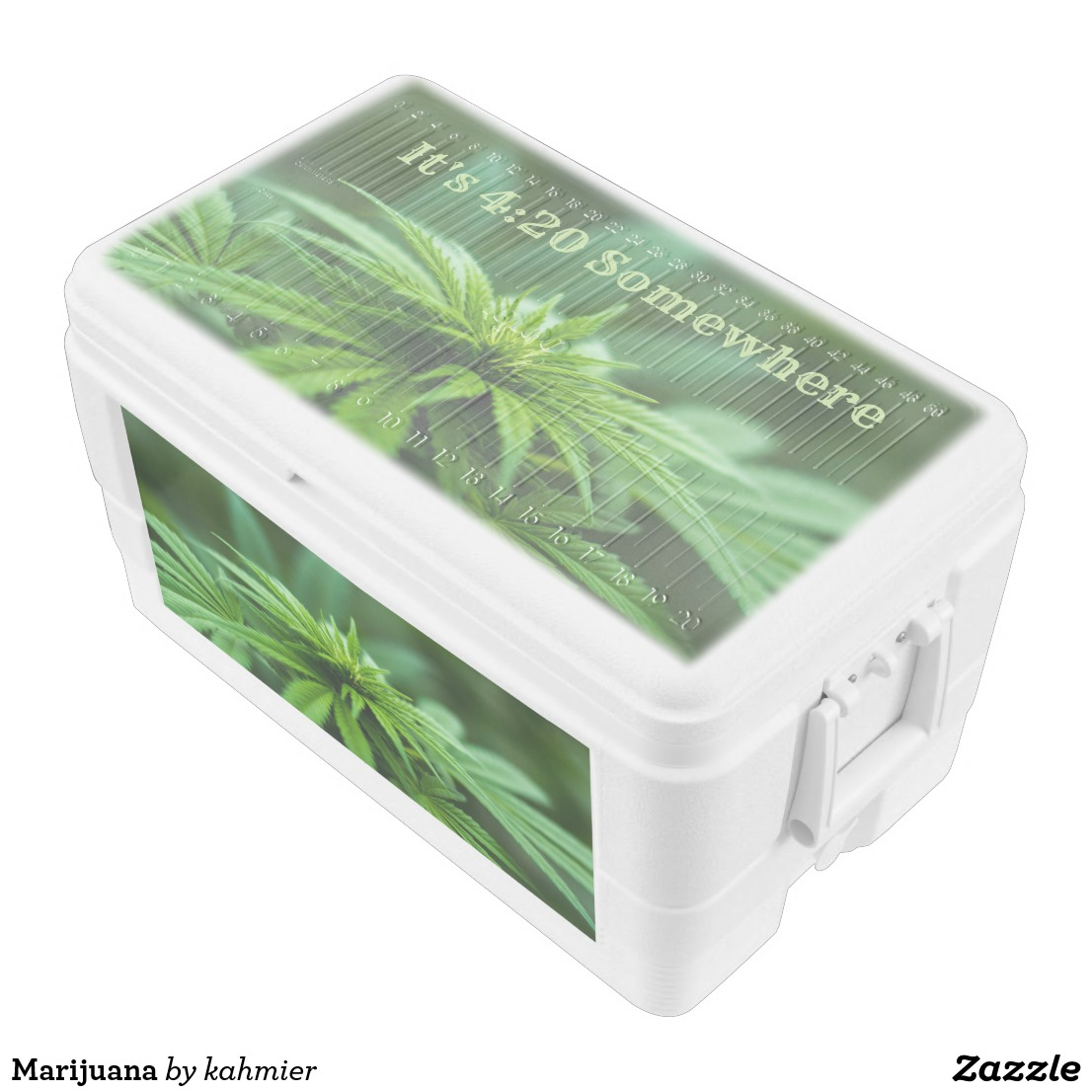 Marijuana Chest Cooler