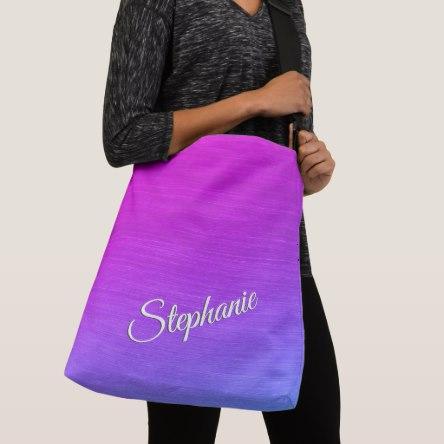 Miami Shine Name Crossbody Bag