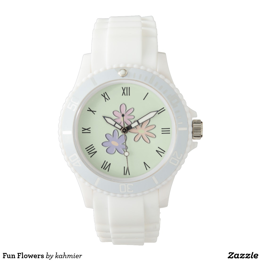 Fun Flowers Watch