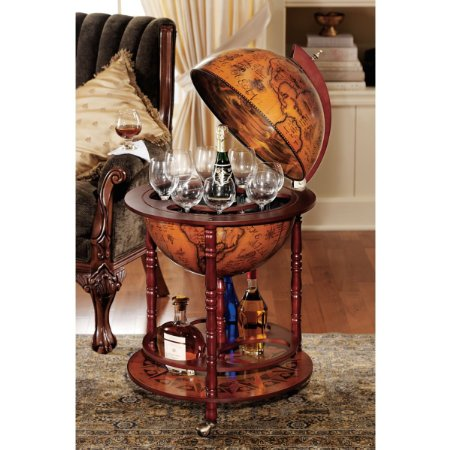 Amazon.com - Sixteenth-Century Italian Replica Globe Bar