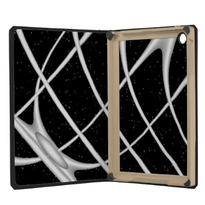 Galaxy Space Fractal iPad Mini Case
