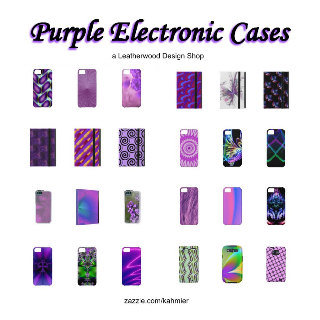 purple cases