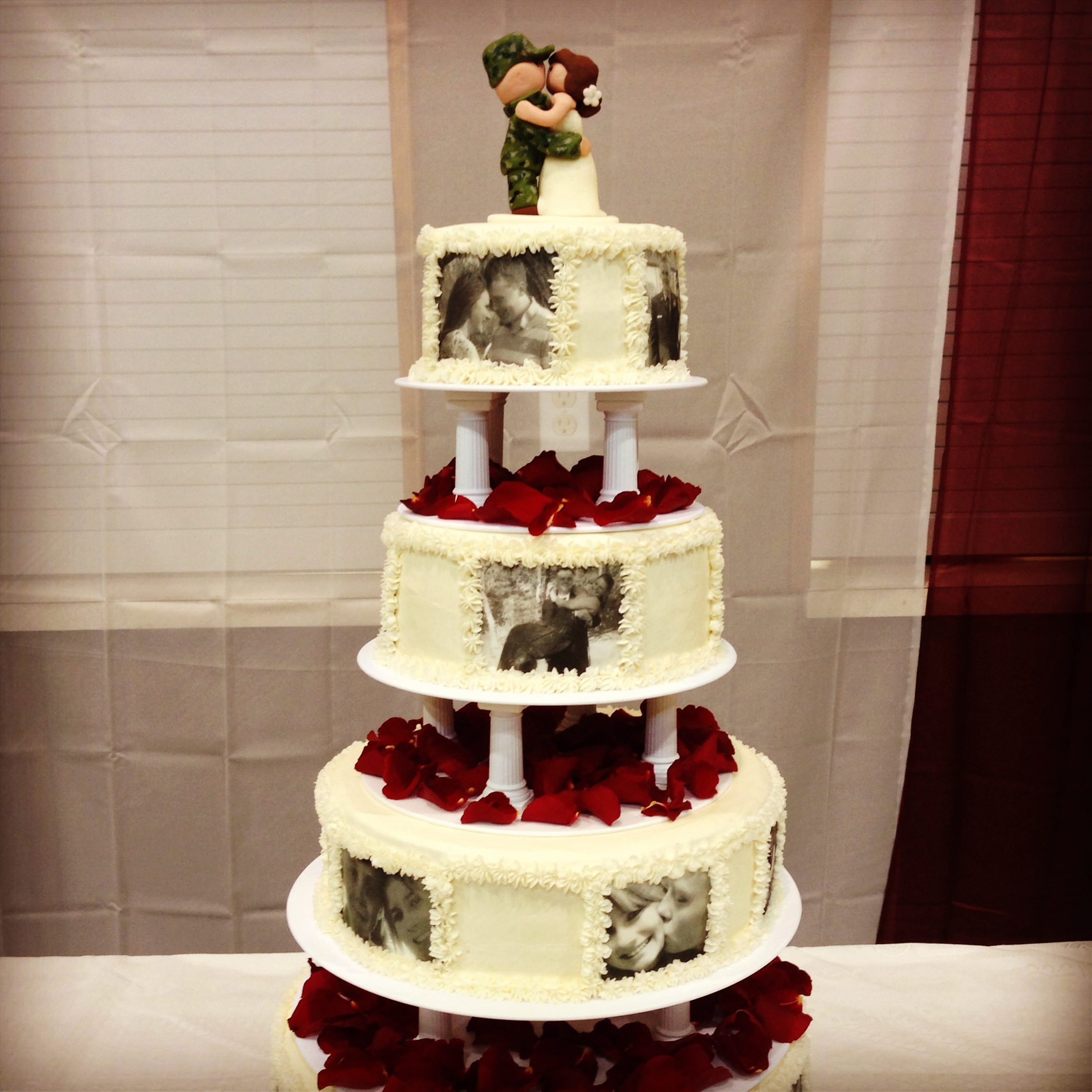 marine wedding cake theme wedding cake idea home 17135