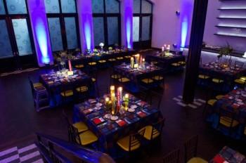 Blue wedding ideas site