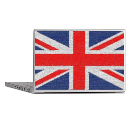 British Flag Laptop Skins