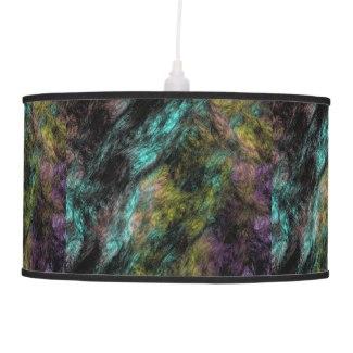 Dark Crush Fractal Pendant Lamp