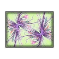 Fairy butterfly fine art canvas