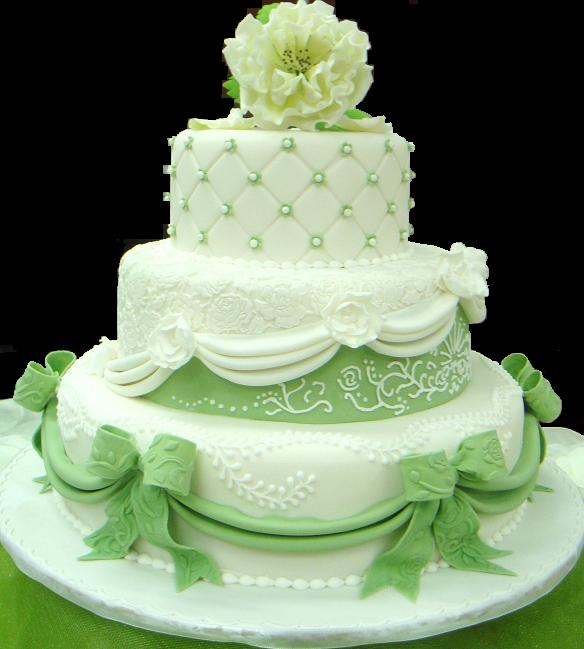 green wedding cake design green wedding cake on green theme wedding idea pages home 14970