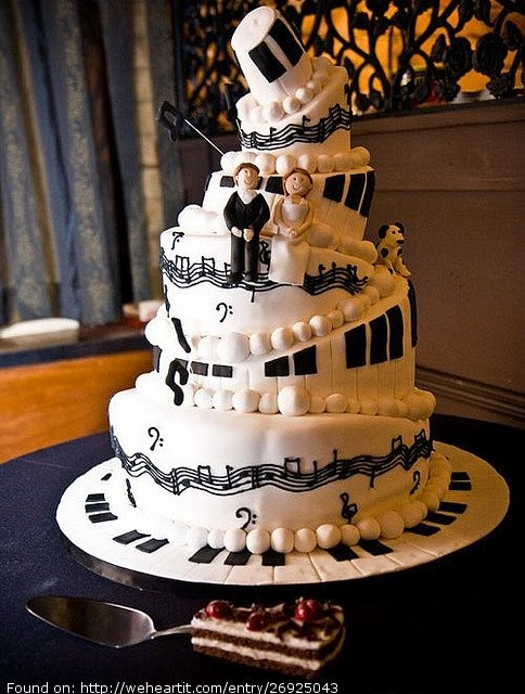 music themed wedding decorations theme wedding cake on theme wedding page home 6073