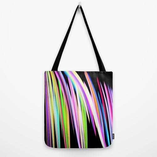 Crayon design bag