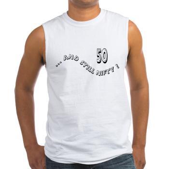 50th t shirt