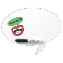 funny eraser board