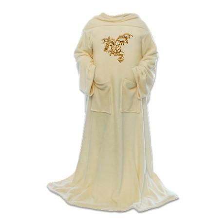 Dragon Blanket Wrap